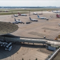 Renovation of Sheremetyevo Airport